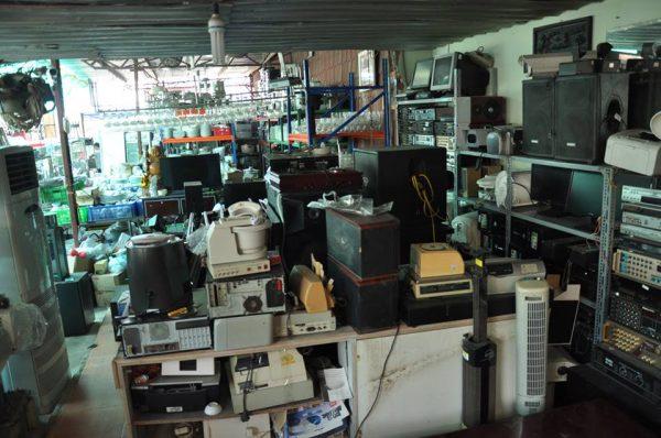 Mua bán thanh lý đồ cũ điện tử Bình Dương