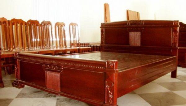 Mua bán thanh lý đồ cũ giường Bình Dương
